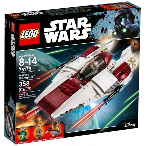 LEGO Star Wars - 75175 - A-Wing Starfighter