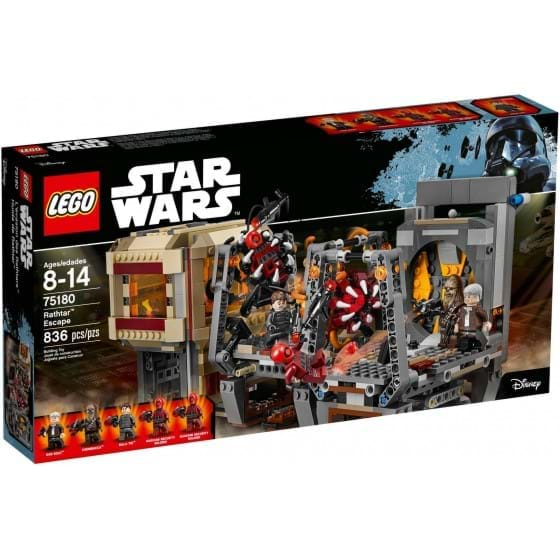 LEGO STAR WARS - 75180 - RATHAR ESCAPE