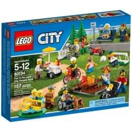 LEGO CITY - 60134 - FUN IN THE PARK