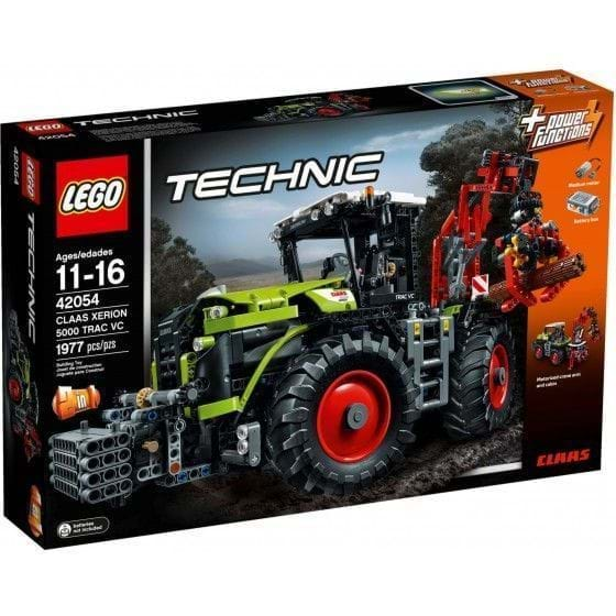 LEGO TECHNIC - 42054 - CLAAS XERION 5000 TRAC VC