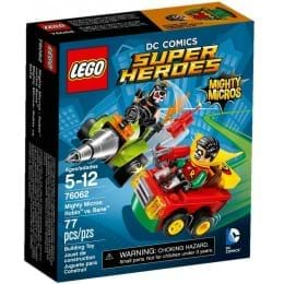 LEGO DC Comics Super Heroes - 76062 - Mighty Micros: Robin vs. Bane