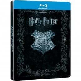 HARRY POTTER JUMBO - EDIC. METÁLICA [BLU-RAY]