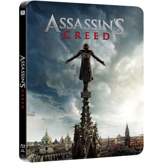 Assassin's Creed - Edición Metálica [BLU-RAY/3D]