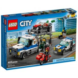 LEGO CITY - 60143 - AUTO TRANSPORT HEIST
