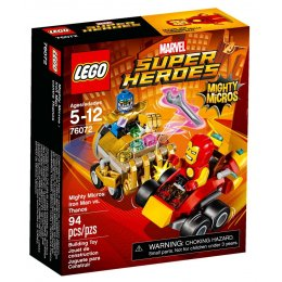 LEGO MARVEL SUPER HEROES - 76064 - MIGHTY MICROS: SPIDER-MAN VS. GREEN GOBLIN