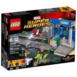 LEGO MARVEL SUPER HEROES - 76032 - THE AVENGERS QUINJET CITY CHASE