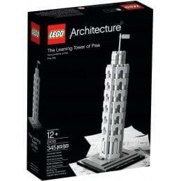 LEGO ARCHITECTURE - 21015 - THE LEANING TOWER OF PISA