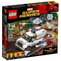 LEGO MARVEL SUPER HEROES - 76019 - GUARDIANES DE LA GALAXIA: STARBLASTER SHOWDOWN