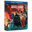 Liga de la Justicia DC Illustrated - Edición Metálica [BLU-RAY]
