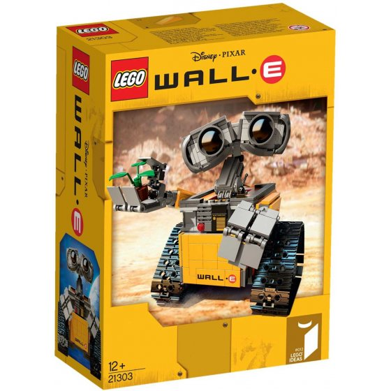 LEGO Ideas - 21303 - Wall-E