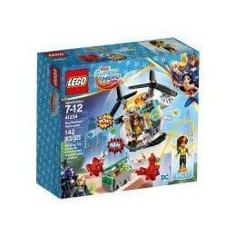LEGO DC COMICS SUPER HEROES GIRLS - 41234 - BUMBLEBEE HELICOPTER