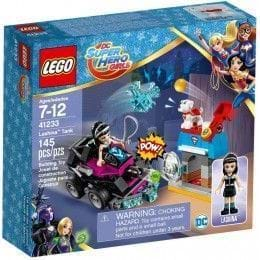 LEGO DC COMICS SUPER HEROES GIRLS - 41233 - LASHINA TANK