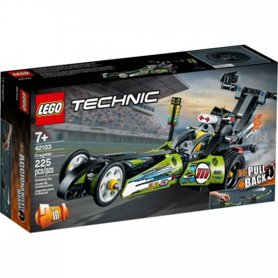 LEGO Technic - 42103 - Dragster