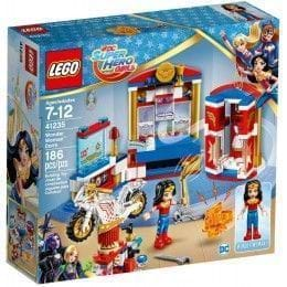 LEGO DC COMICS SUPER HEROES GIRLS - 41235 - WONDER WOMAN DORM ROOM