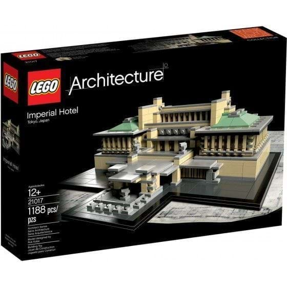 LEGO ARCHITECTURE - 21017 - IMPERIAL HOTEL