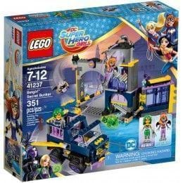 LEGO DC COMICS SUPER HEROES GIRLS - 41237 - BATGIRL SECRET BUNKER