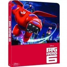 BIG HERO 6 - EDIC. METÁLICA [BLU-RAY]