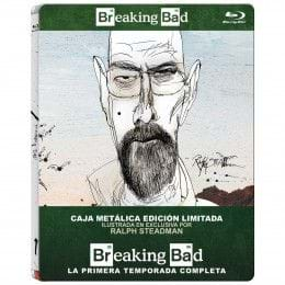 BREAKING BAD: TEMPORADA 1 - EDIC. METÁLICA [BLU-RAY]