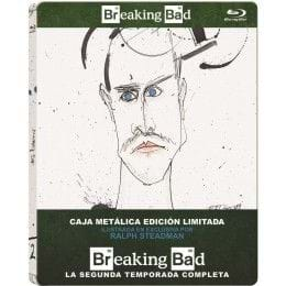 BREAKING BAD: TEMPORADA 2 - EDIC. METÁLICA [BLU-RAY]