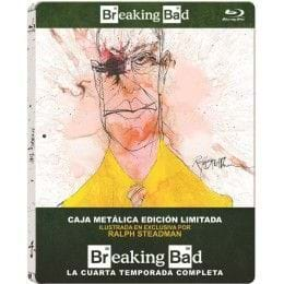 BREAKING BAD: TEMPORADA 4 - EDIC. METÁLICA [BLU-RAY]