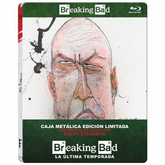 BREAKING BAD: TEMPORADA 6 - EDIC. METÁLICA [BLU-RAY]