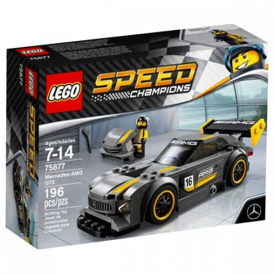 LEGO Speed Champions - 75877 - Mercedes-AMG GT3