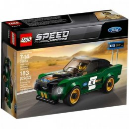 LEGO Speed Champions - 75884 - Ford Mustang Fastback de 1968