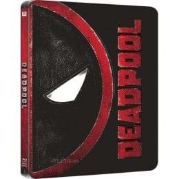 DEADPOOL - EDIC. METÁLICA [BLU-RAY]