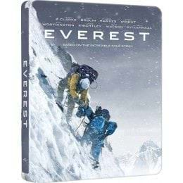 EVEREST - EDIC. METÁLICA [BLU-RAY]