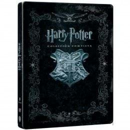 HARRY POTTER JUMBO - EDIC. METÁLICA (DVD)