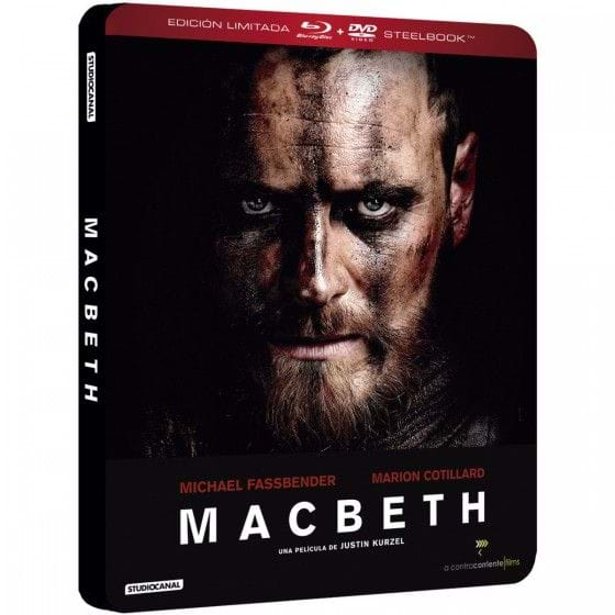 MACBETH - EDIC. METÁLICA LIMITADA [BLU-RAY]
