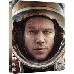MARTE (THE MARTIAN) - EDIC. METÁLICA [BLU-RAY/3D]