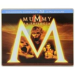THE MUMMY: TRILOGÍA - EDIC. METÁLICA [BLU-RAY]