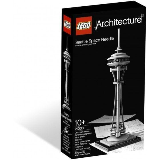 LEGO ARCHITECTURE - 21003 - SPACE NEEDLE
