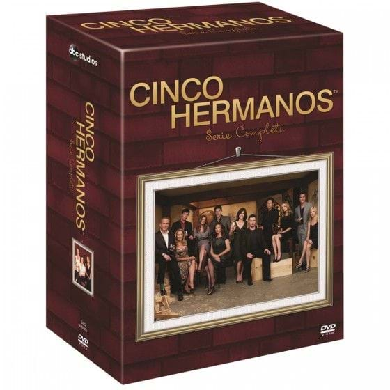 CINCO HERMANOS: SERIE COMPLETA (DVD)