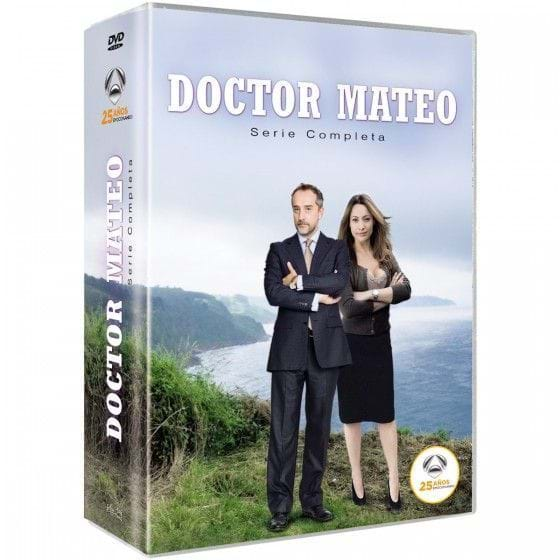 DOCTOR MATEO: SERIE COMPLETA (DVD)