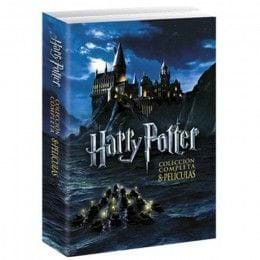 HARRY POTTER - SAGA COMPLETA (2012) (DVD)