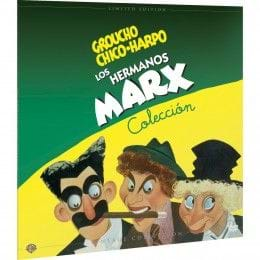 LOS HERMANOS MARX: VINTAGE COLLECTION - EDIC. LIMITADA (DVD)