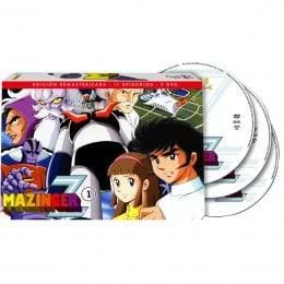 MAZINGER Z - BOX 1 (DVD)