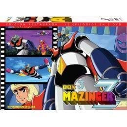 MAZINGER Z - BOX 3 (DVD)