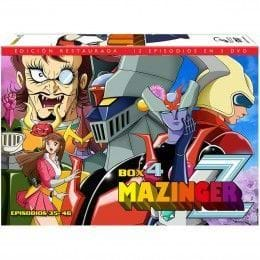 MAZINGER Z - BOX 4 (DVD)