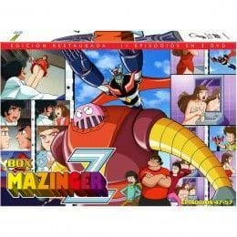 MAZINGER Z - BOX 5 (DVD)