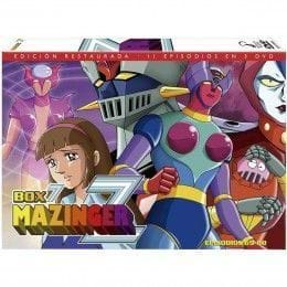 MAZINGER Z - BOX 7 (DVD)