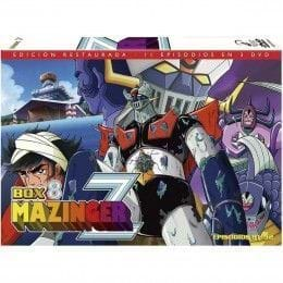 MAZINGER Z - BOX 8 (DVD)