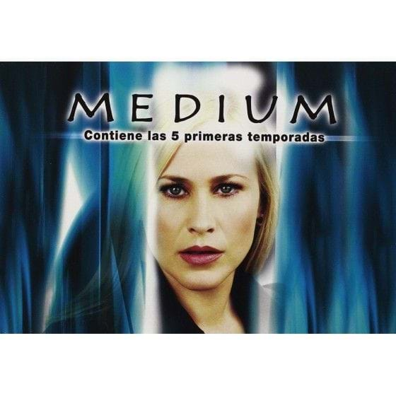 MEDIUM: TEMPORADAS 1-5 (PACK DVD)